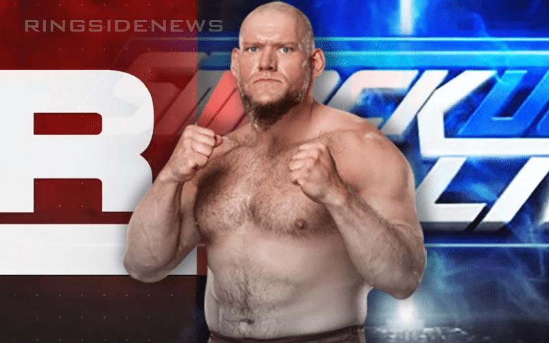 Lars-Sullivan-RAW-SmackDown