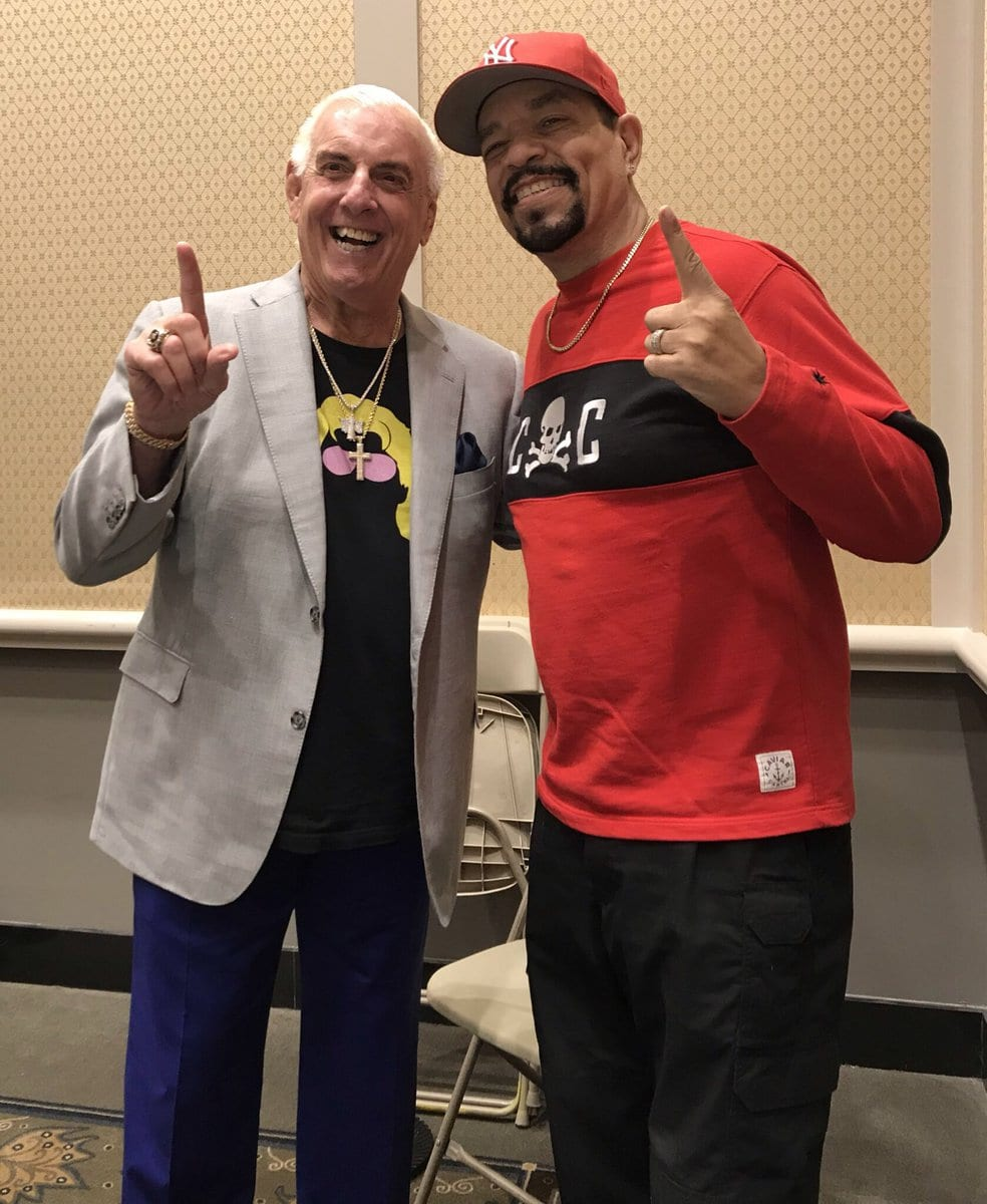 Ric Flair Ice T