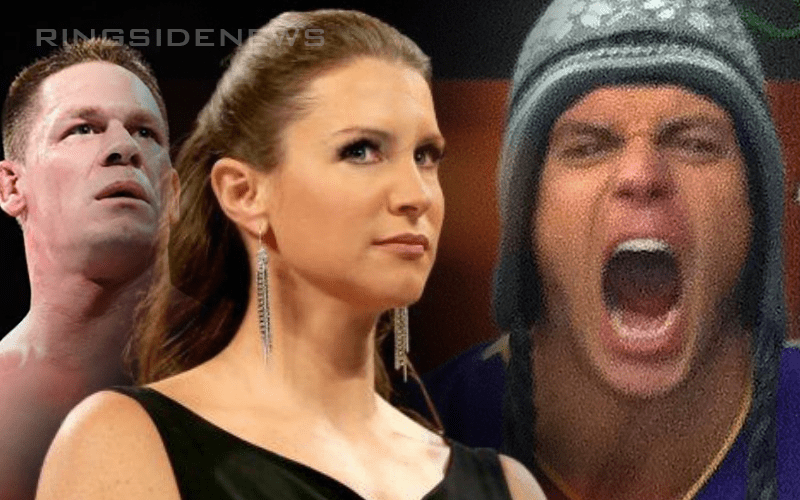 Stephanie-John-Cena-Alex-Riley