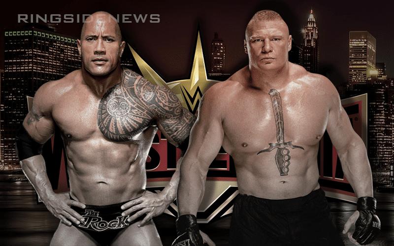 The-Rock-vs-Brock-Lesnar-WrestleMania-35