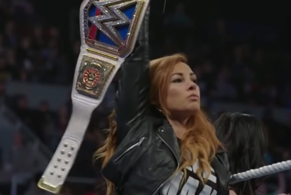 becky lynch champ