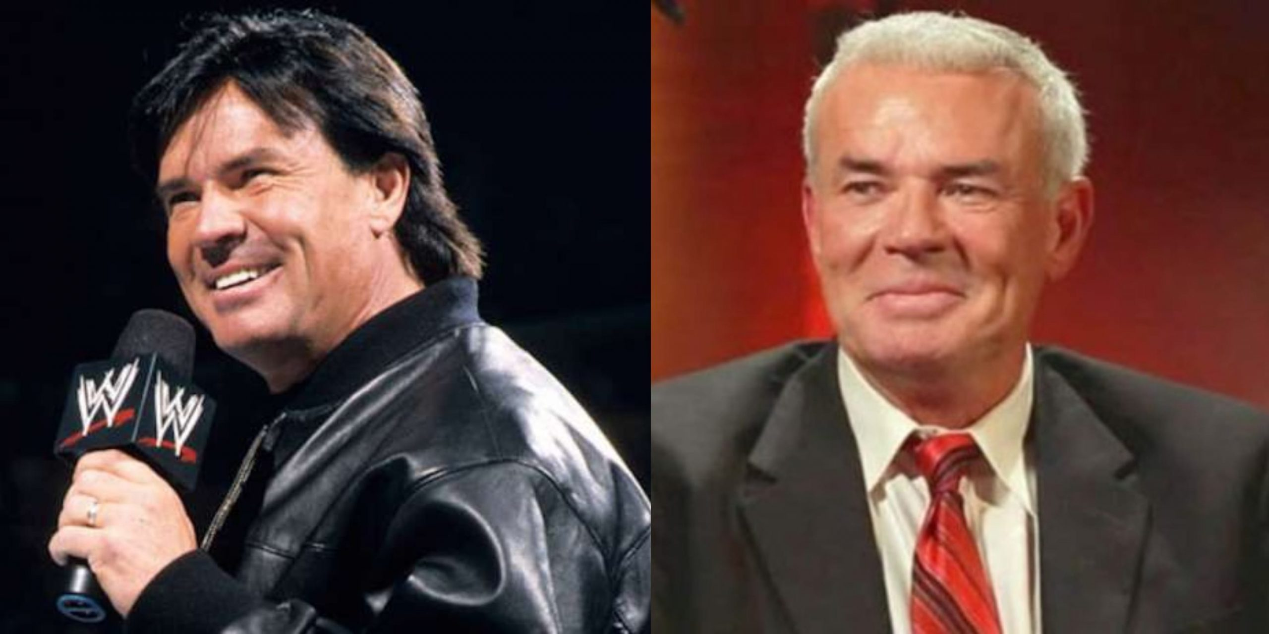 bischoff then now forever