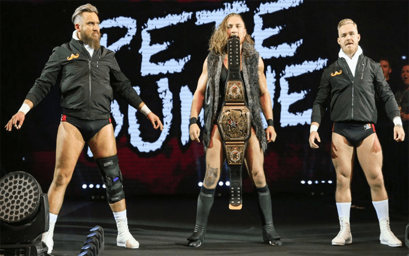 British Strong Style