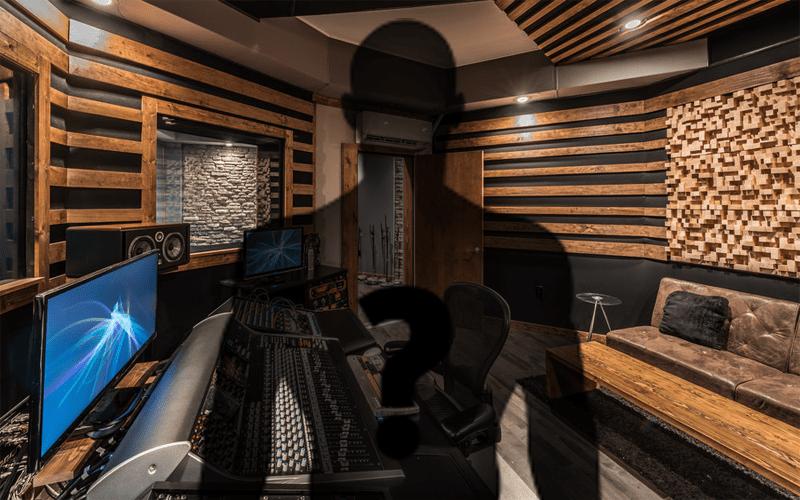Music Arist Recording Spoiler