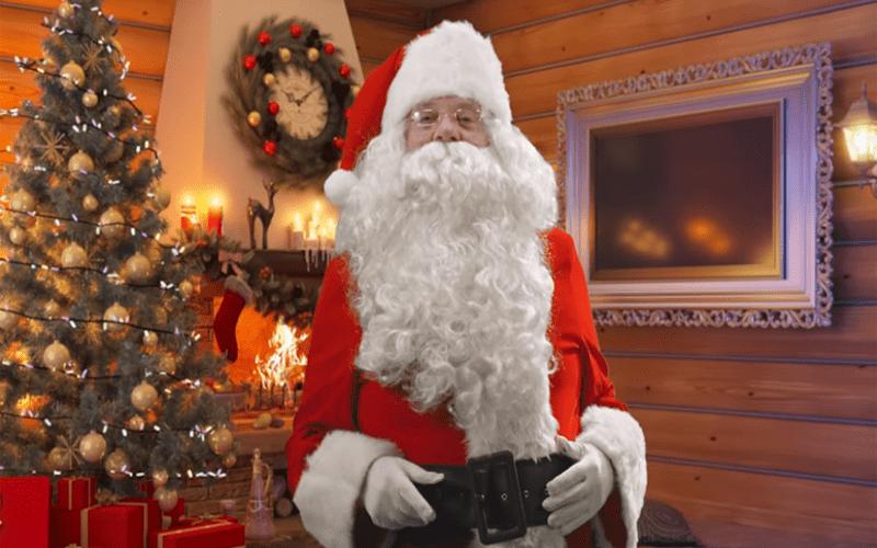 Santa Claus WWE 2K19