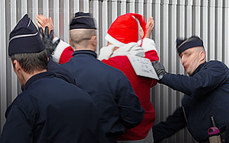 Santa-with-Security