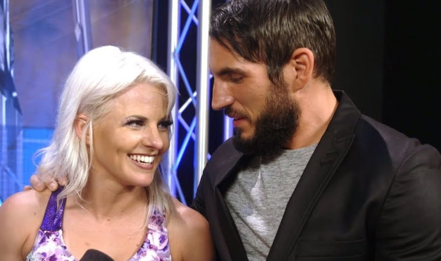 johnny gargano candice lerea