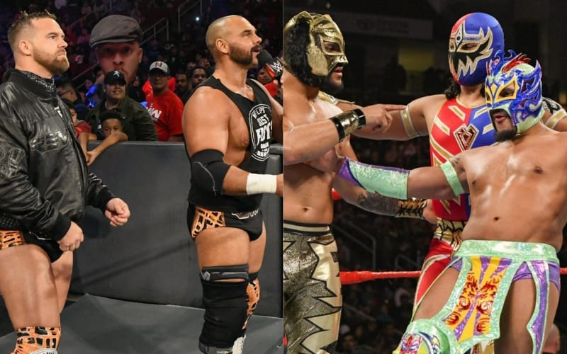 lucha house party revival