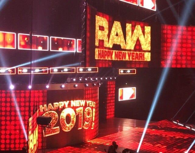 wwe raw 442