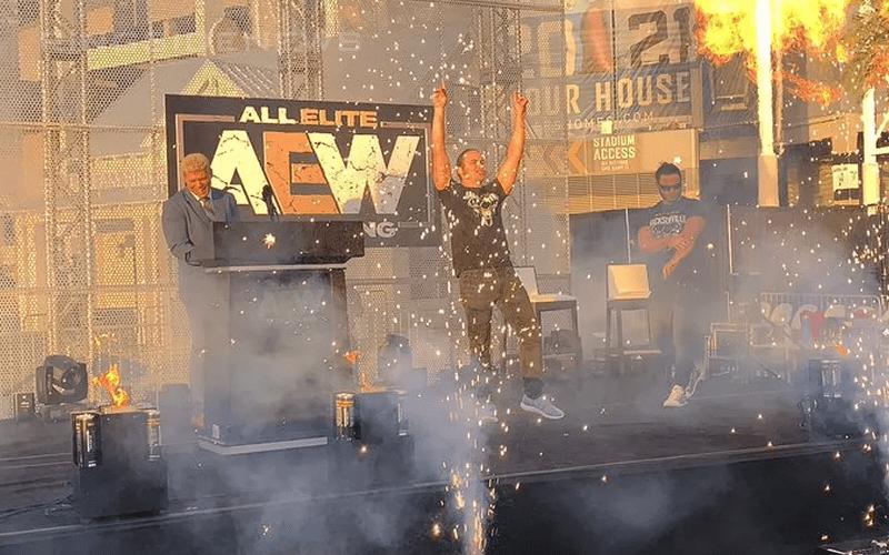 AEW-Rally