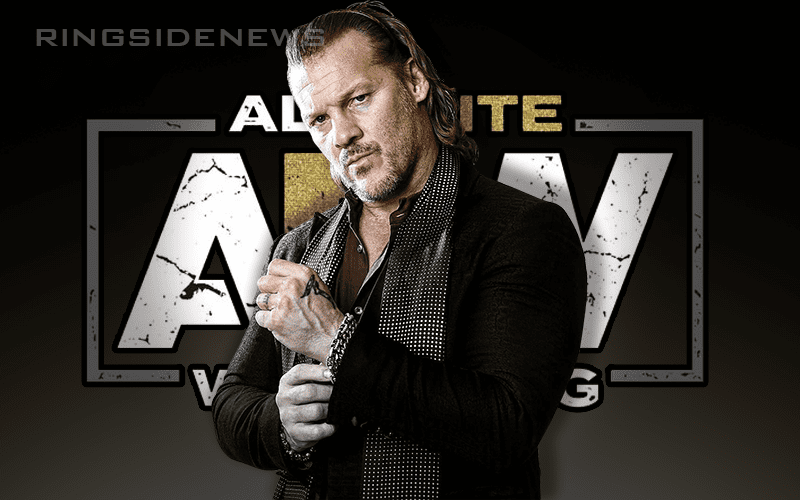 Chris Jericho On His Involvement With AEW Possibly ...