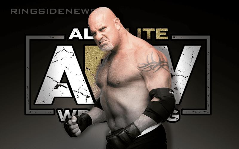 Goldberg-AEW-2019