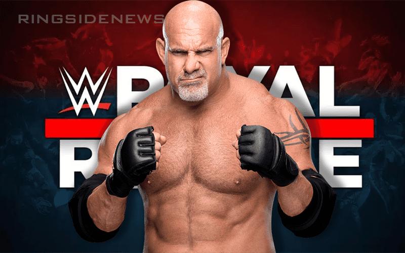 Goldberg-Royal-Rumble