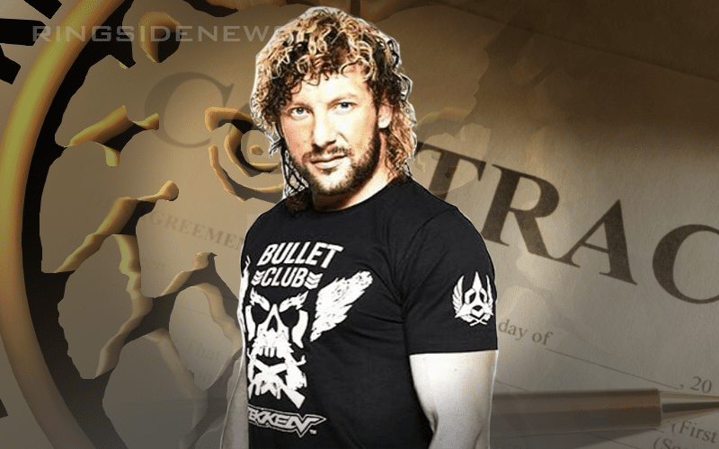 Kenny-Omega-New-Japan-Contract