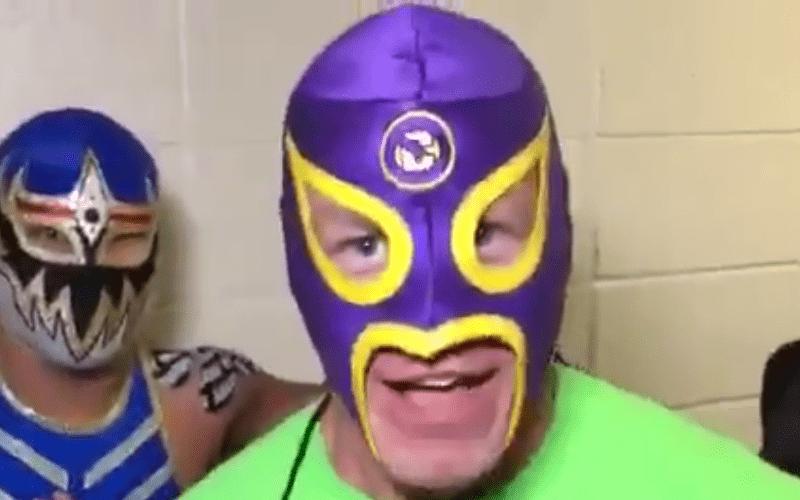Masked John Cena