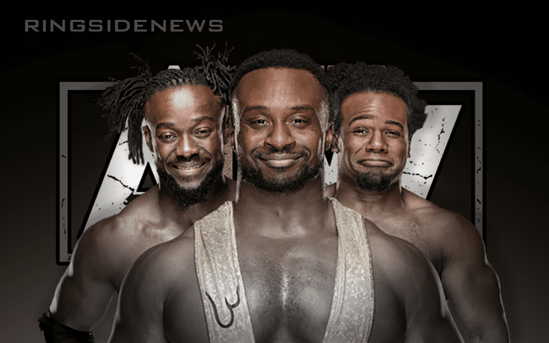 The-New-Day-AEW