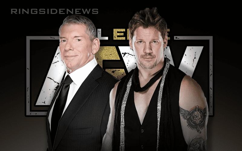 Vince-McMahon-Chris-Jericho-AEW