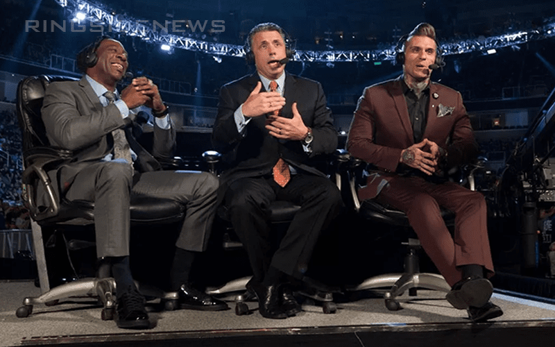 WWE-Announcers