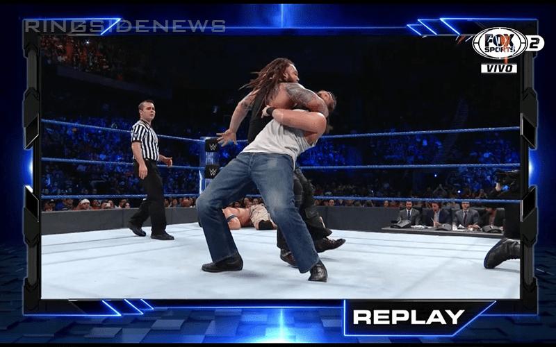 WWE-Replay