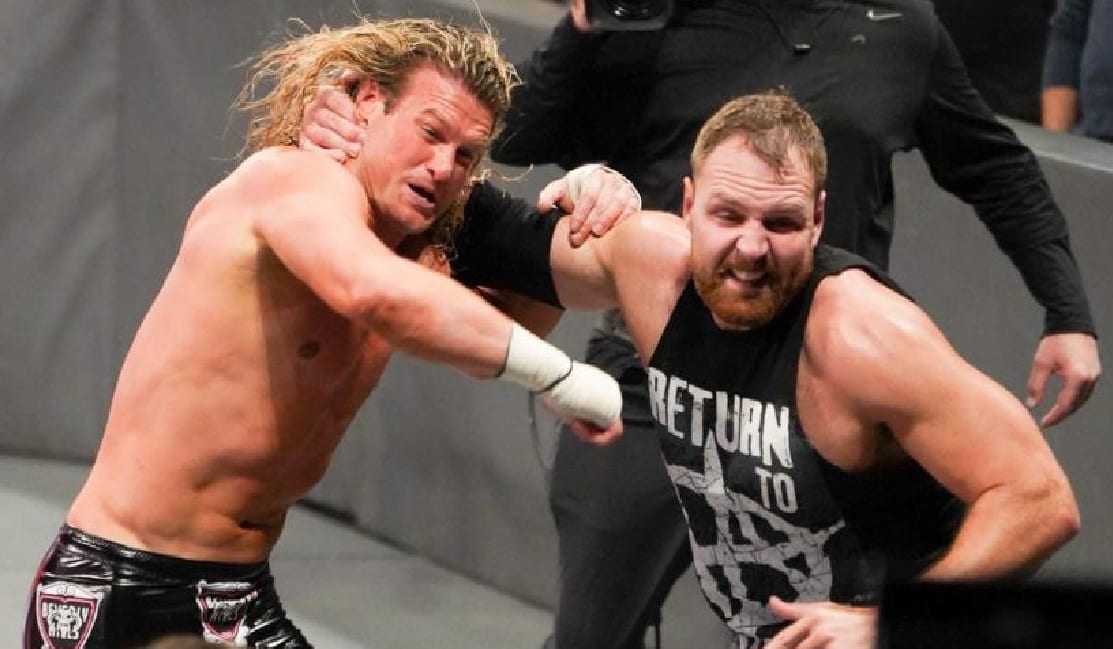Dolph Ziggler Reacts To Dean Ambroses Wwe Exit