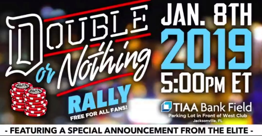 double or nothing rally