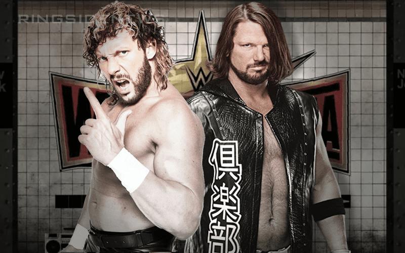 kenny-omega-vs-aj-styles-wrestlemania