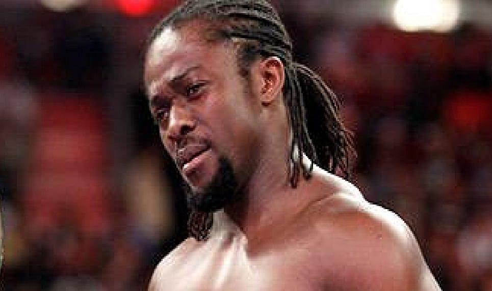 kofi kingston sad