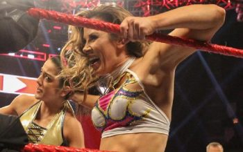 mickie james bayley match