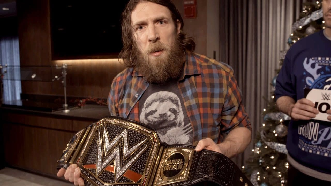 PETA Tweets Their Support for WWE Champion Daniel Bryan
