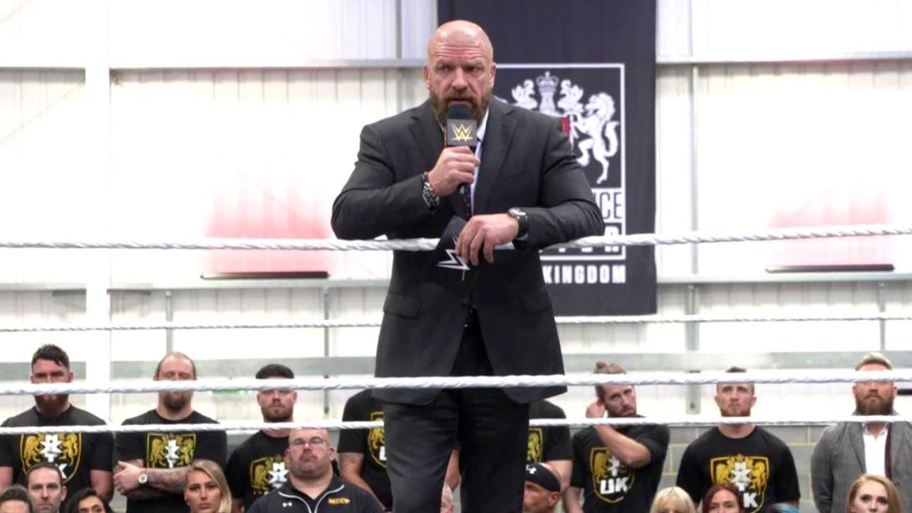 WWE UK Performance Center Revealed