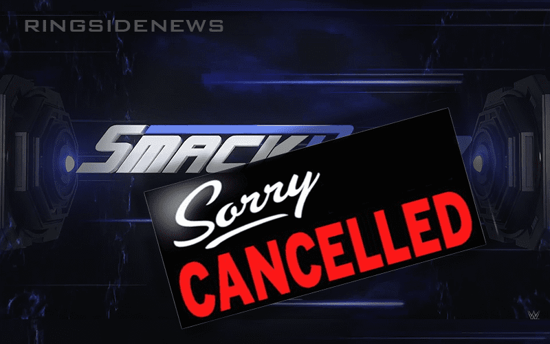 SmackDown-Cancelled