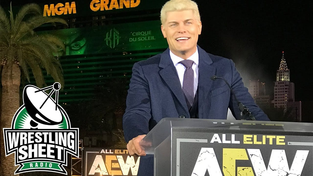 Cody Rhodes Says AEW Television Show Will Continue In The Vein Of Being The Elite