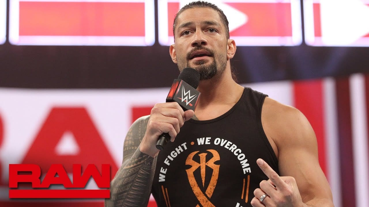 Dean Ambrose Decided Not To Join Roman Reigns After Leukemia Remission Announcement On WWE RAW