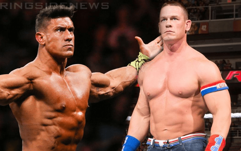 EC3 Trolls John Cena Big Time Making Joke About