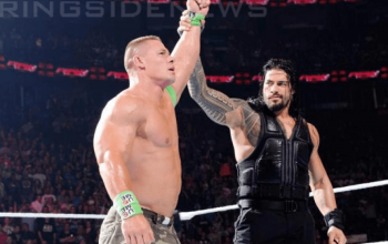 John Cena Says Roman Reigns Is Crafting His Own Path In WWE