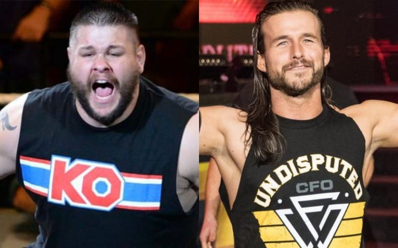 kevin owens adam cole