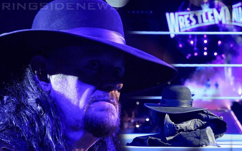 undertaker-retired