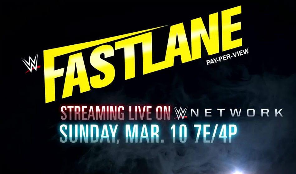 WWE Fastlane Coverage
