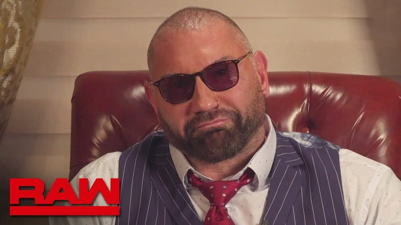 Backstage News on Batista's Interview from Monday's RAW