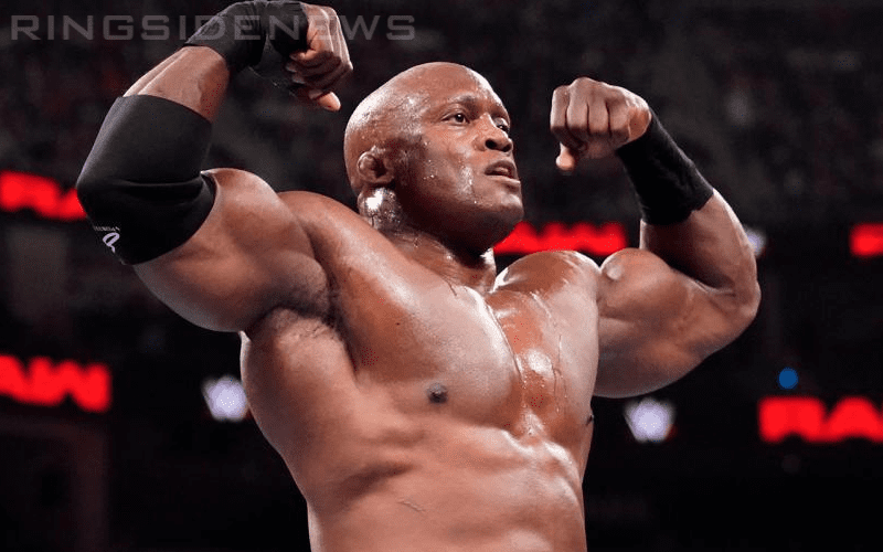 Bobby Lashley Wanted A Different Character In Wwe
