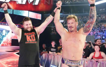 Chris Jericho's Storyline with Kevin Owens Made Him Postpone His Retirement