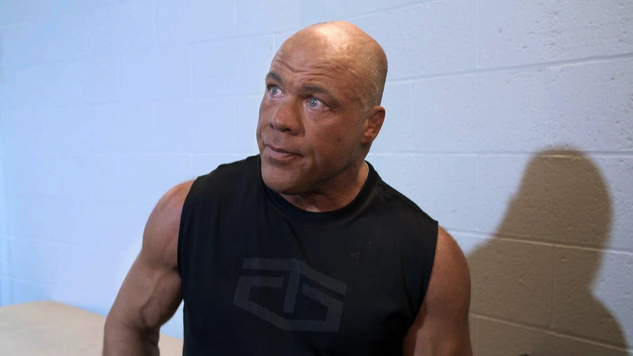 Kurt Angle On Who Will Be His WWE WrestleMania Opponent In Retirement Match