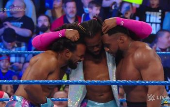 Big E On How The New Day Kept Him From Quitting WWE