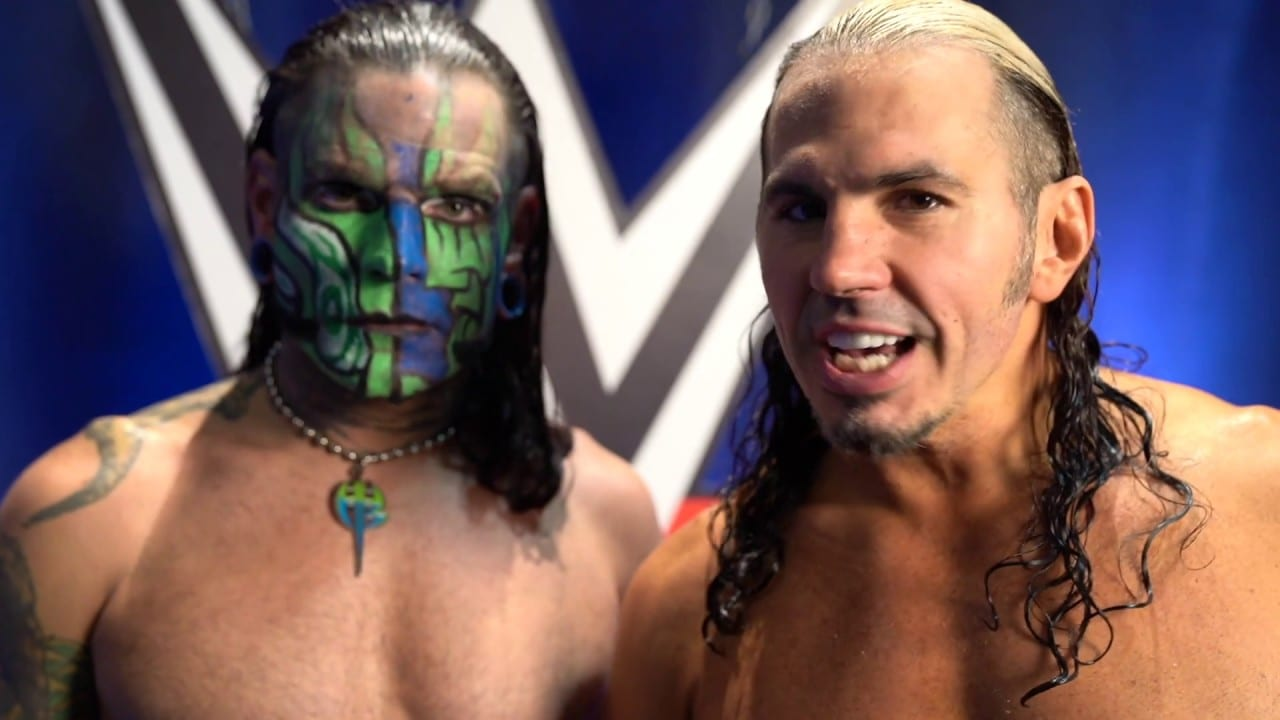 The Hardy Boyz Welcome A Chance To Visit The Uso Penitentiary