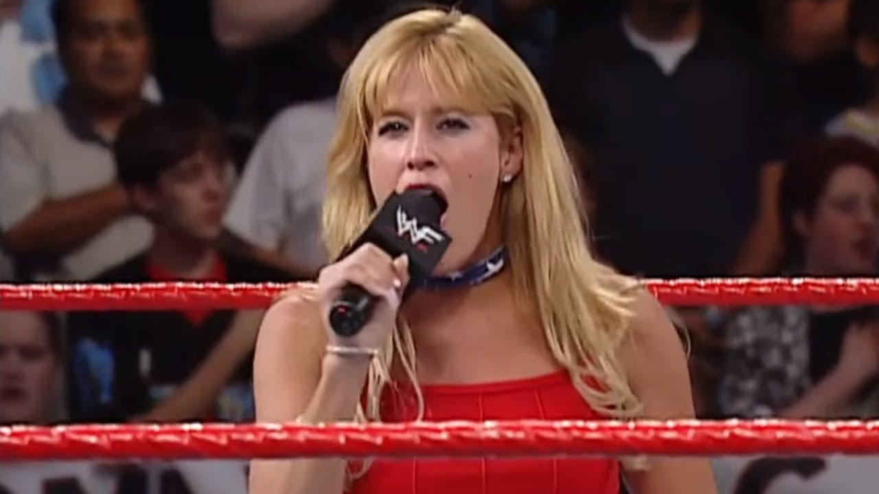 Why Lilian Garcia Credits The Rock For Role Of Singing National Anthem Before WWE Events