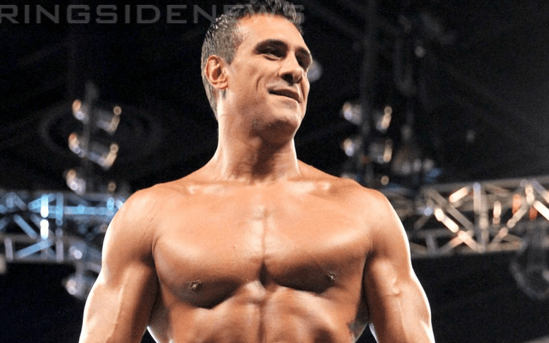 Alberto Del Rio Says It U0026 39 S Time To Get Back In The Ring