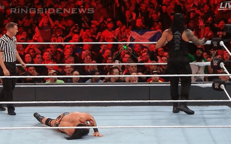 crowd-fight-wrestlemania-roman-match