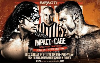 What to Expect at Tonight's Impact Wrestling Rebellion Event