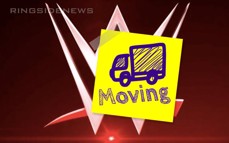 WWE-Moving
