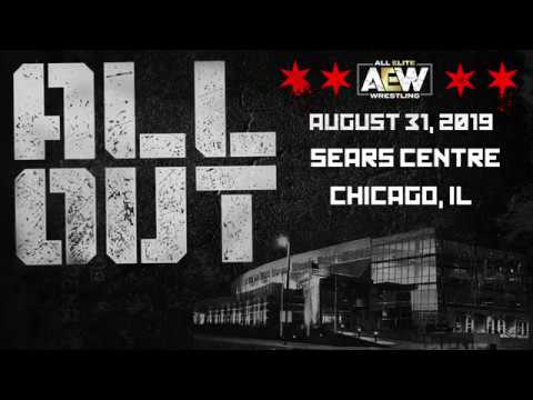 Check Out the First Promo for AEW's ALL OUT Event